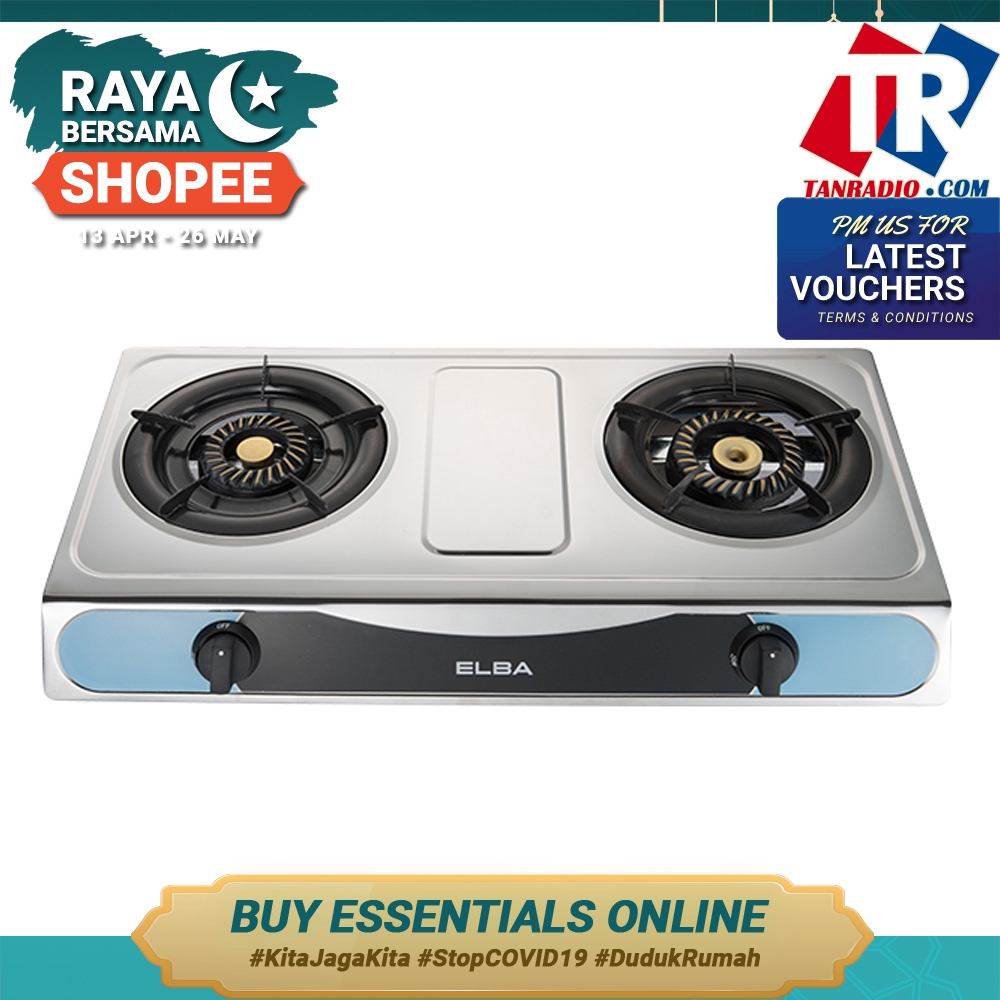 Elba Dapur Burner Gas Stove With