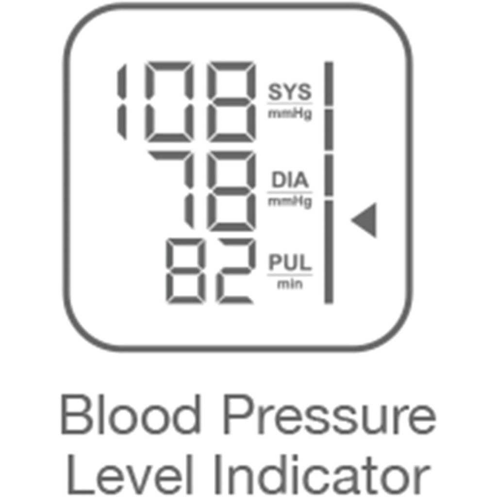 TRANSTEK blood pressure monitor TMB-1491