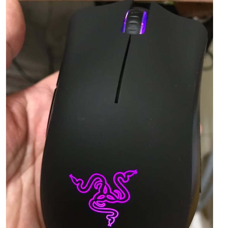 3500 DPI OEM Razer Elite  Chroma Multi-Color DeathAdder Gaming USB Wired Mouse