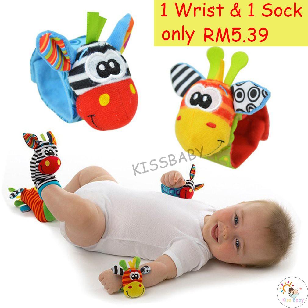 310009e23e8 baby sock and wrist set