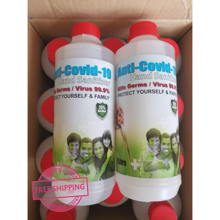 [Ready Stock] DEFENSE instant Hand Sanitizer with ISO 9001 certified