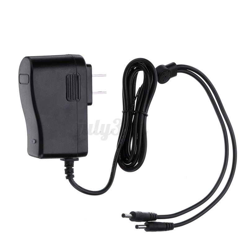 1.2A 220V 7.4V 2In1 Lithium Battery Charger Plug For Electric Heated Gloves//Sock