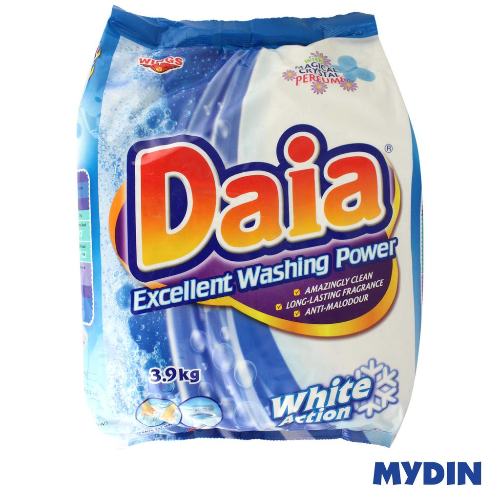 Daia Excellent Washing Power (3.8kg) - 4 Variants