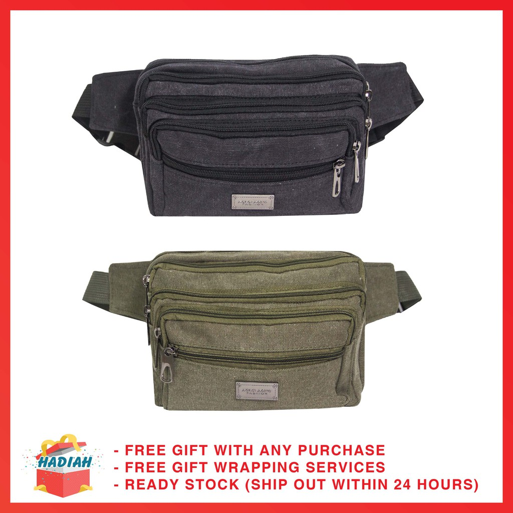 Men Outdoor Tactical Sports Tool Waist Bag Mobile Phone Pouch Bag