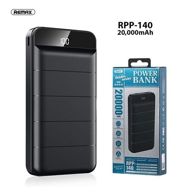 20000mAh Fast Charge Power Bank Proda PD-P51 Gladiator Series Micro&Type-C Input Polymer Powerbank with LED Indicator