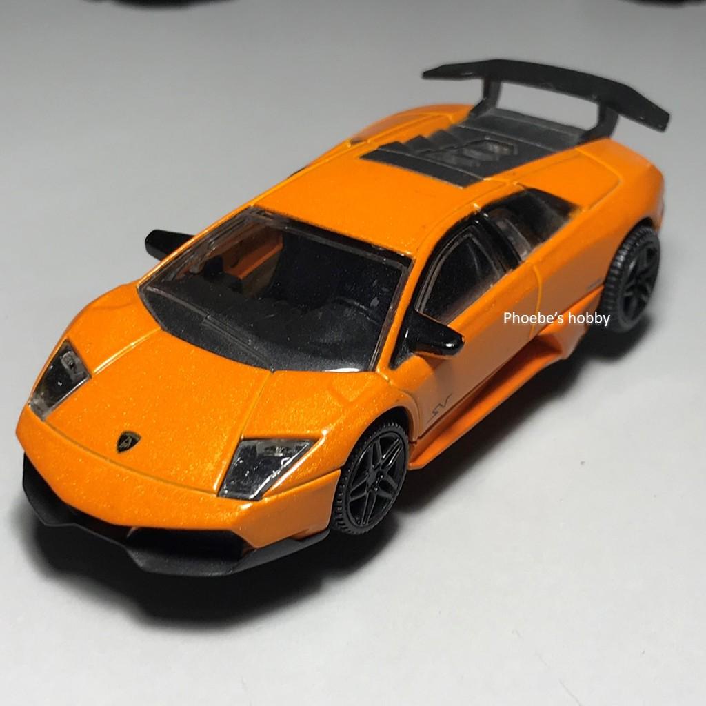 1 43 Lamborghini Murcielago Lp670 4 Sv Shopee Malaysia