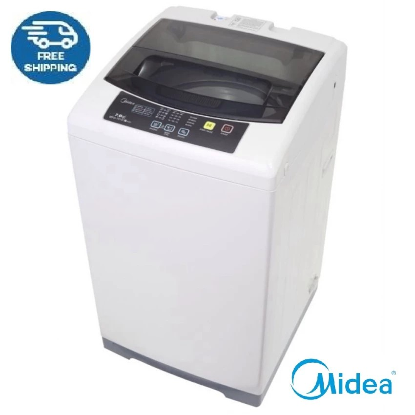 (PROMO CNY) Midea Fully Automatic Washing Machine 7kg MFW-701S