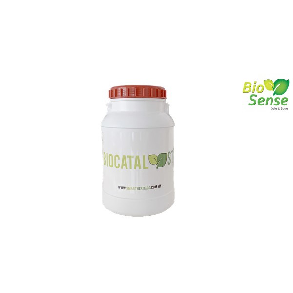 BioSense Smart Heritage BioCatalyst - Food Waste Compost 2KG