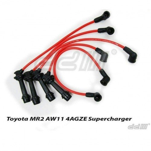 Ignition Lead Spark Plug Wire Cable Toyota Mr2 Mr-2 Aw11 4agze Supercharger on