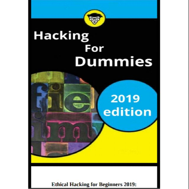 Ebook Hacking For Dummies Shopee Malaysia