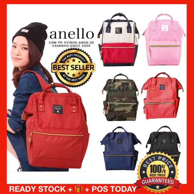72e4bb2fc3 Limited Edition Anello Bag   Hello Kitty backpack
