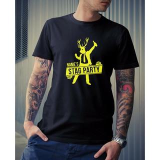 Game Lot Name Editable Novelty Wedding Personalised Custom Stag Do T-Shirt
