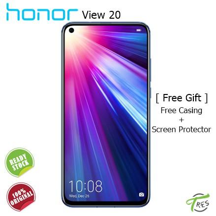 Honor View 20 Original Malaysia Warranty [ Free Gift ]