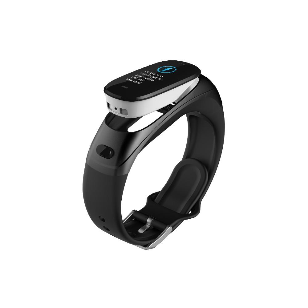 [LOCAL SELLER] V08S Smart Bracelet Heart Rate Blood Pressure Monitoring Bluetooth Bracelet