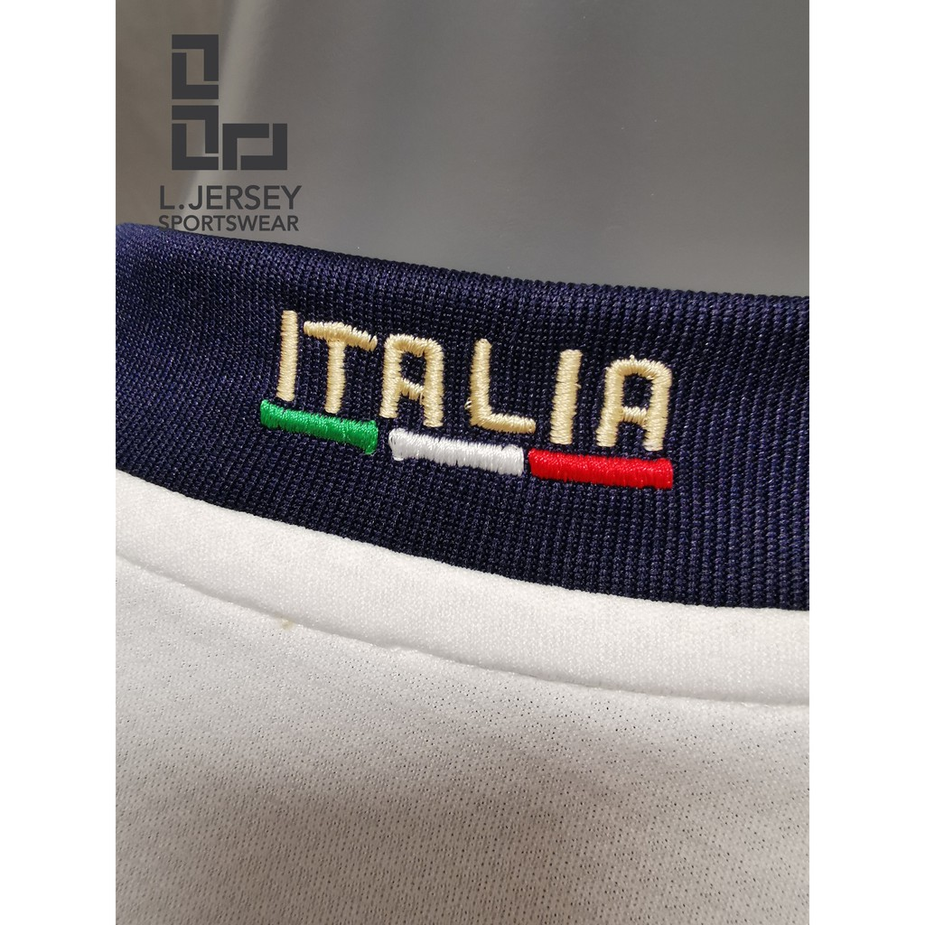 Italy Men Away Euro Cup Season 20/21 Fans Jersey