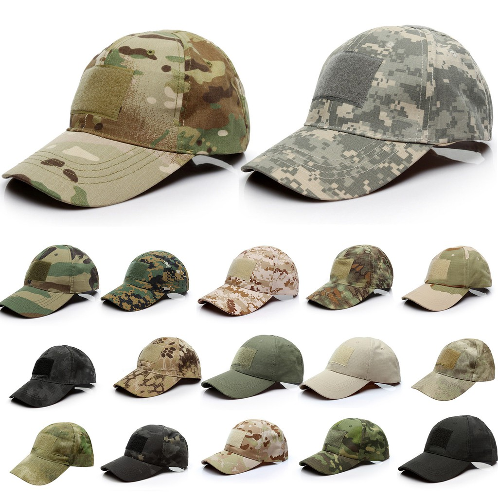 5c433e84662 Military Army Cap Castro Cadet Patrol Hat Adjustable(Army Green ...