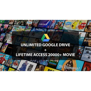 GOOGLE DRIVE UNLIMITED LIFETIME WARRANTY (Not Edu Email ) (Free Ms2016 Pro  Plus / Windows 10 Pro / ANTIVIRUS )
