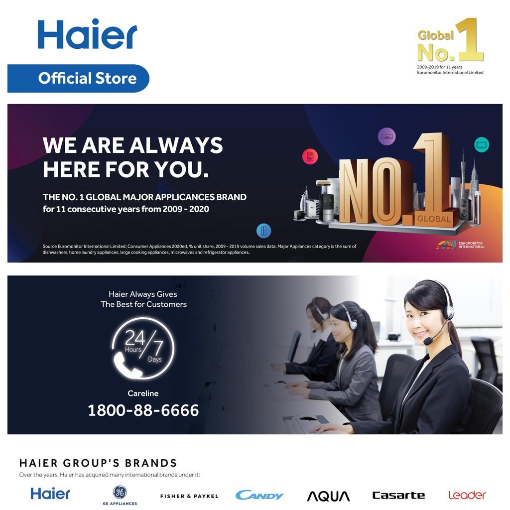 Haier Air Conditioner (1.0HP) R32 Non-Inverter Series HSU-09LTF18