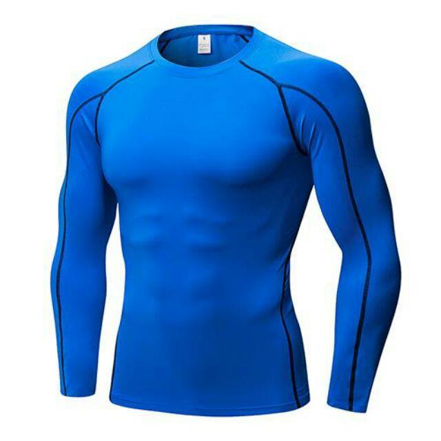 Quick Dry Compression Men's T-Shirt
