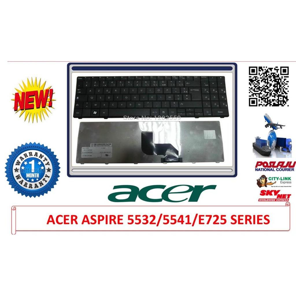 Acer Aspire 4736 4738 4741 4552 4810 4740 4535 Series Laptop Keyboard Shopee Malaysia