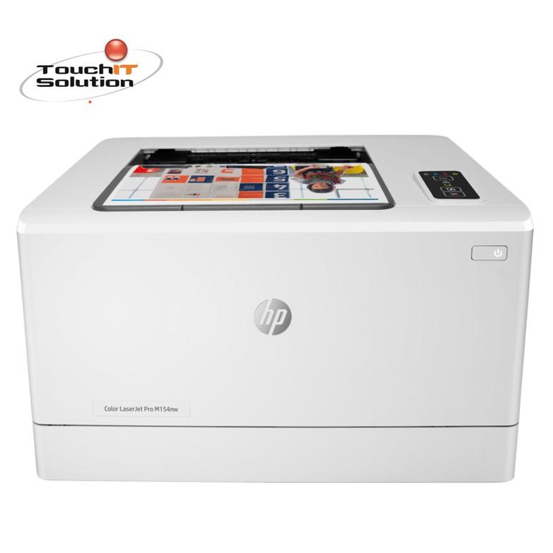 HP Color LaserJet Pro M154nw Printer (Single Print)