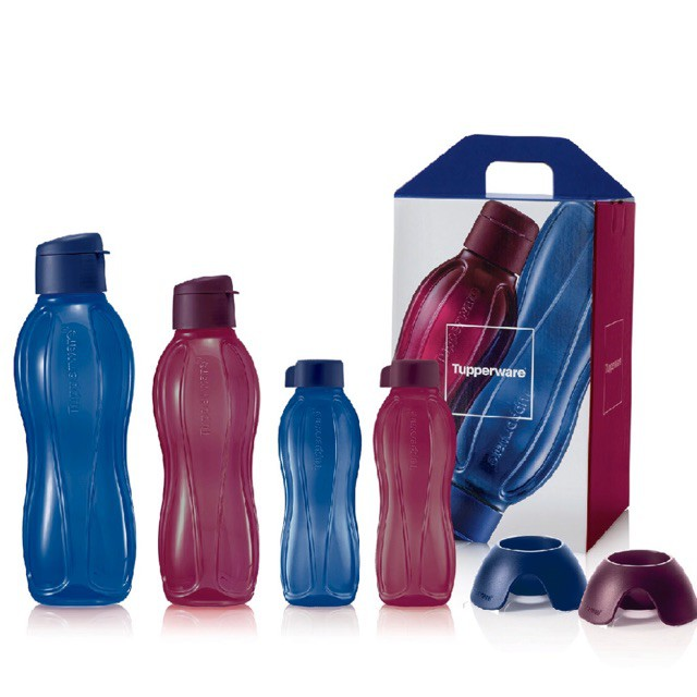 Tupperware The Sapphire Eco Collection (new bottle)