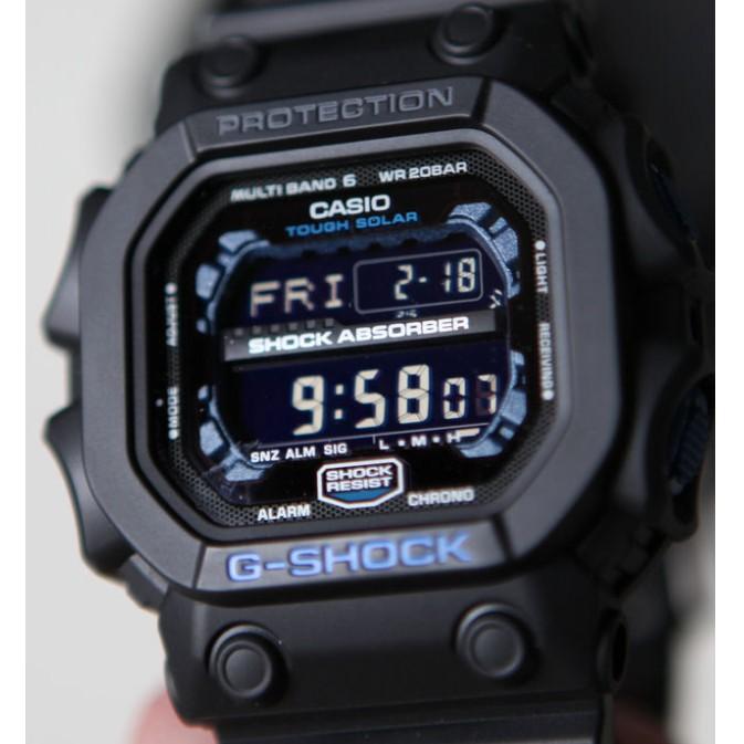 CASIO G-SHOCK GXW56E-1 Blue King OEM  ad3fcb8531