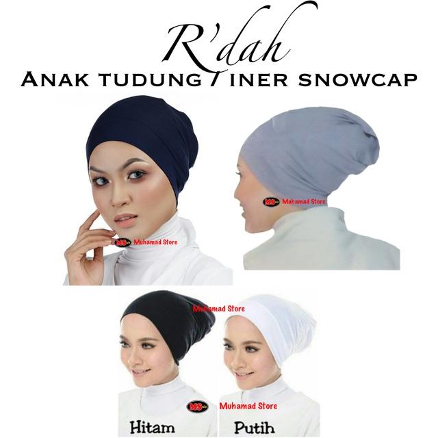 R'dah Anak Tudung Inner Snow Cap