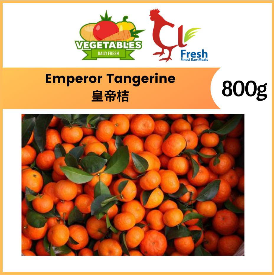Emperor Orange/King Tangerine 800g