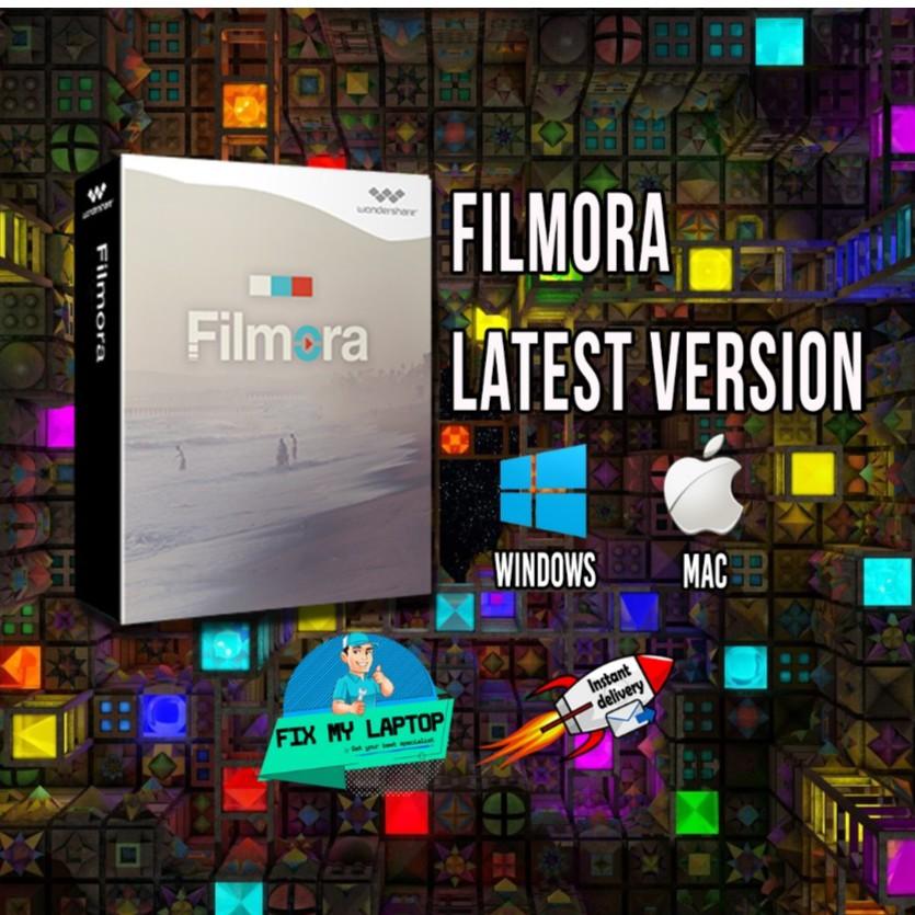 filmora 8.0 system requirements
