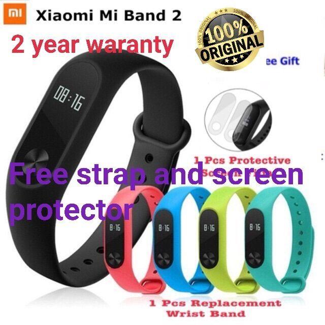 ORIGINAL XiaoMi Band 2 (OLED) MI2 XIAO MI SmartBand Sports Bracelet smart  watch