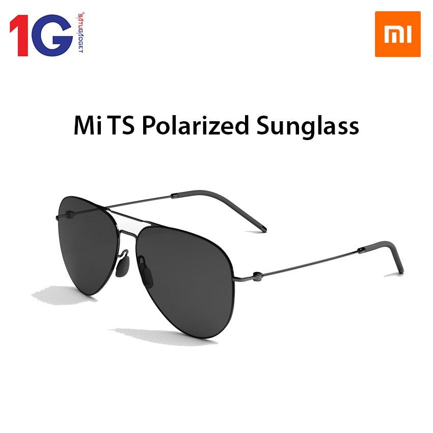 c877d9aeb1 Mi TS Polarized Sunglasses  100% UV-proof Nylon Polarized lens  Ori Mi  Malaysia