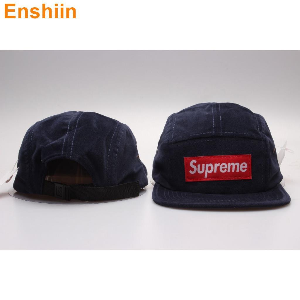 Good Quality Supreme 5 Panel Cap | Shopee Malaysia