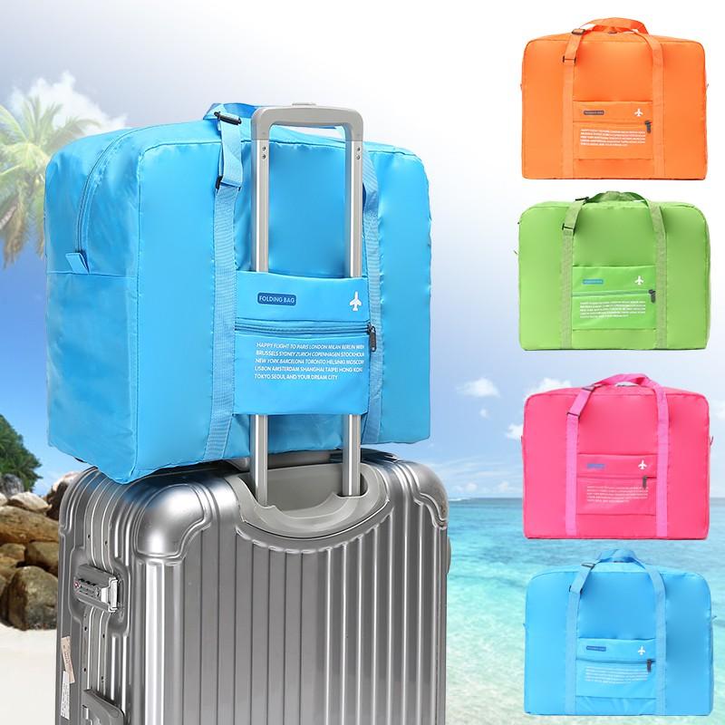 Travel Foldable Luggage Bag Organizer Multipurpose Pouch handbag