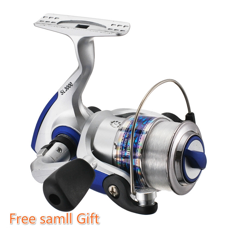 Metal Fishing Reel Fish Wheel Fishing Gear