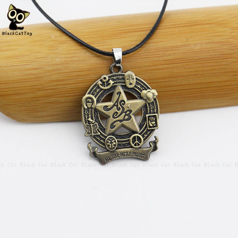Jojo S Bizarre Adventure Alloy Necklace The Stand Star Anime Keychain Shopee Malaysia These abilities come from the characters' stands, special summons the stand arrows don't actually have to be arrows to affect people. jojo s bizarre adventure alloy necklace the stand star anime keychain