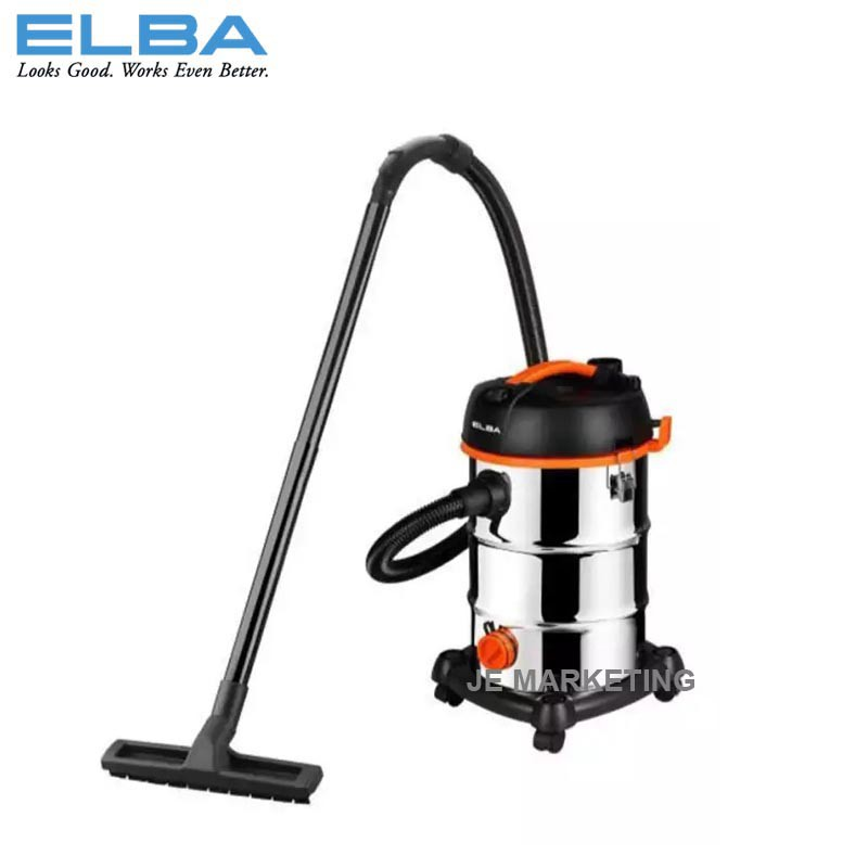 ELBA WET, DRY & BLOW VACUUM CLEANER EVC-H1231(SS)