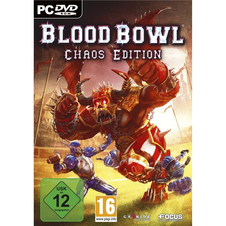 Blood Bowl: Chaos Edition (Warhammer) - PC