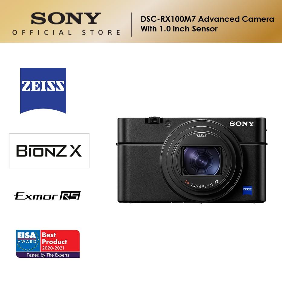 Sony DSC-RX100M7 RX100 VII Cyber-Shot Digital Camera