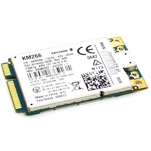 Dell Latitude D420 Wireless 5500 Cingular Mobile Broadband 3G HSDPA MiniCard Download Drivers