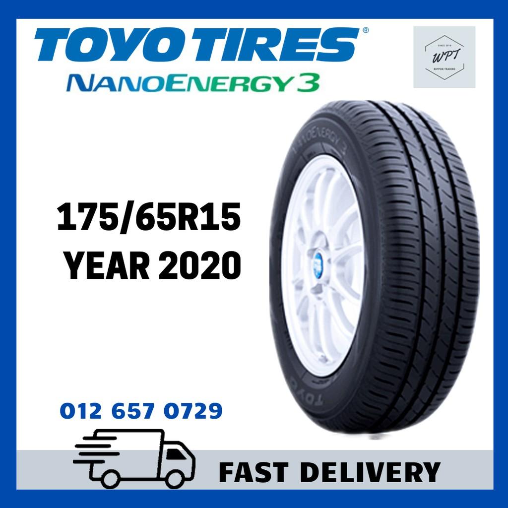 Toyo Nano Energy 3-175//55R15 77T Pneu /Ét/é
