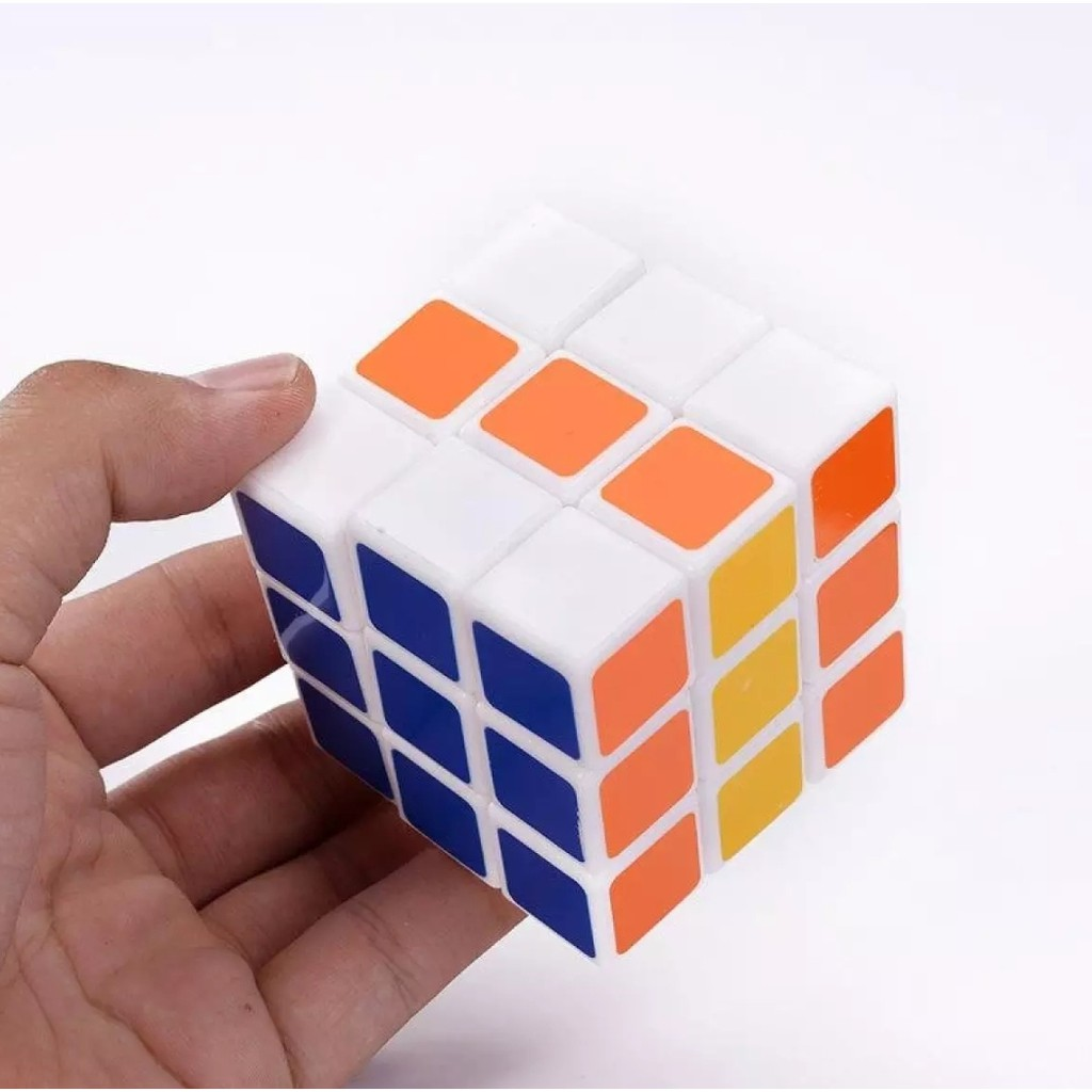Magic Cube Rubik Puzzle Educational Toys