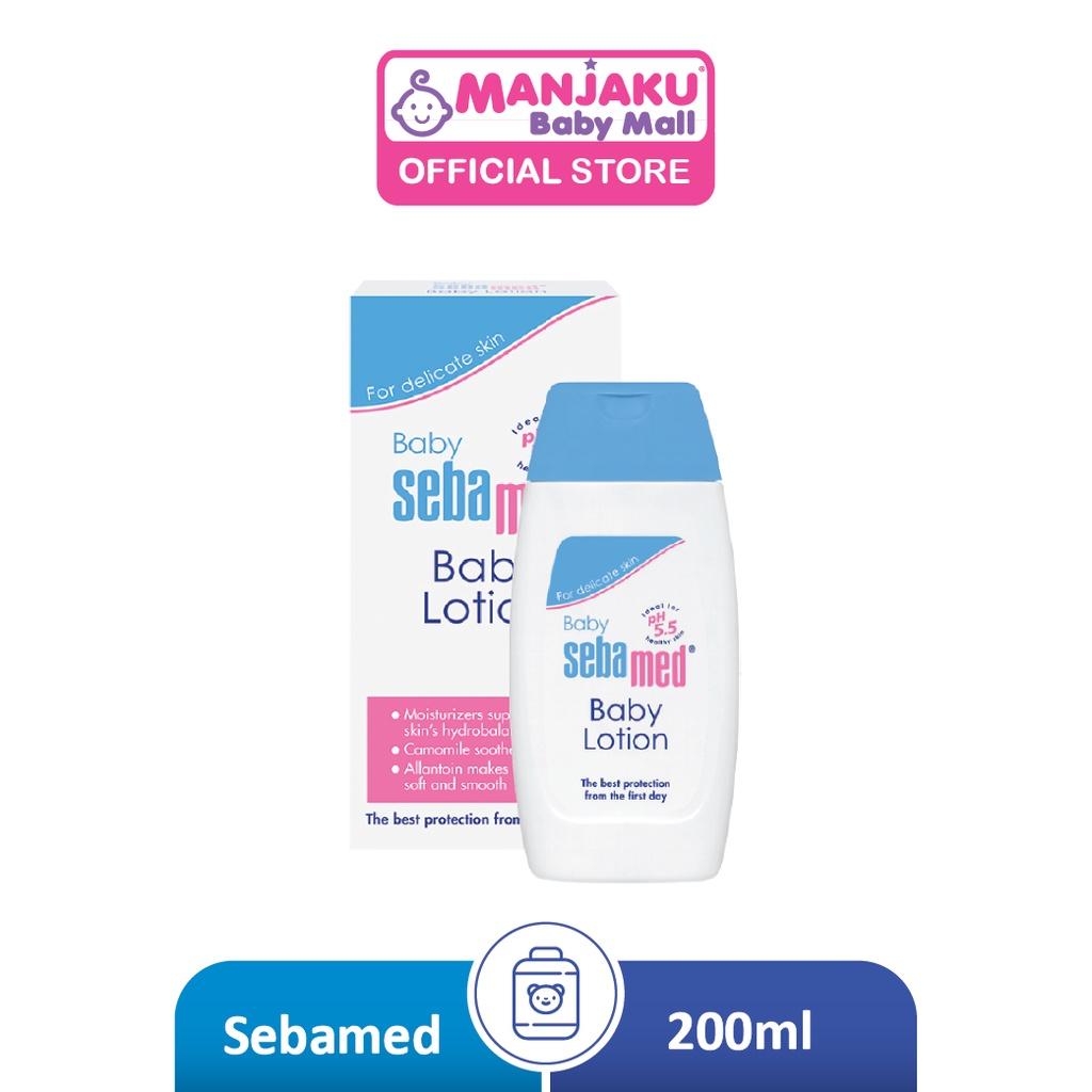 SebaMed Baby Lotion 200ml