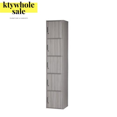 KTY SU 500 FL Utility BOOK Shelf With Locks / LOCKER CABINET / STORAGE