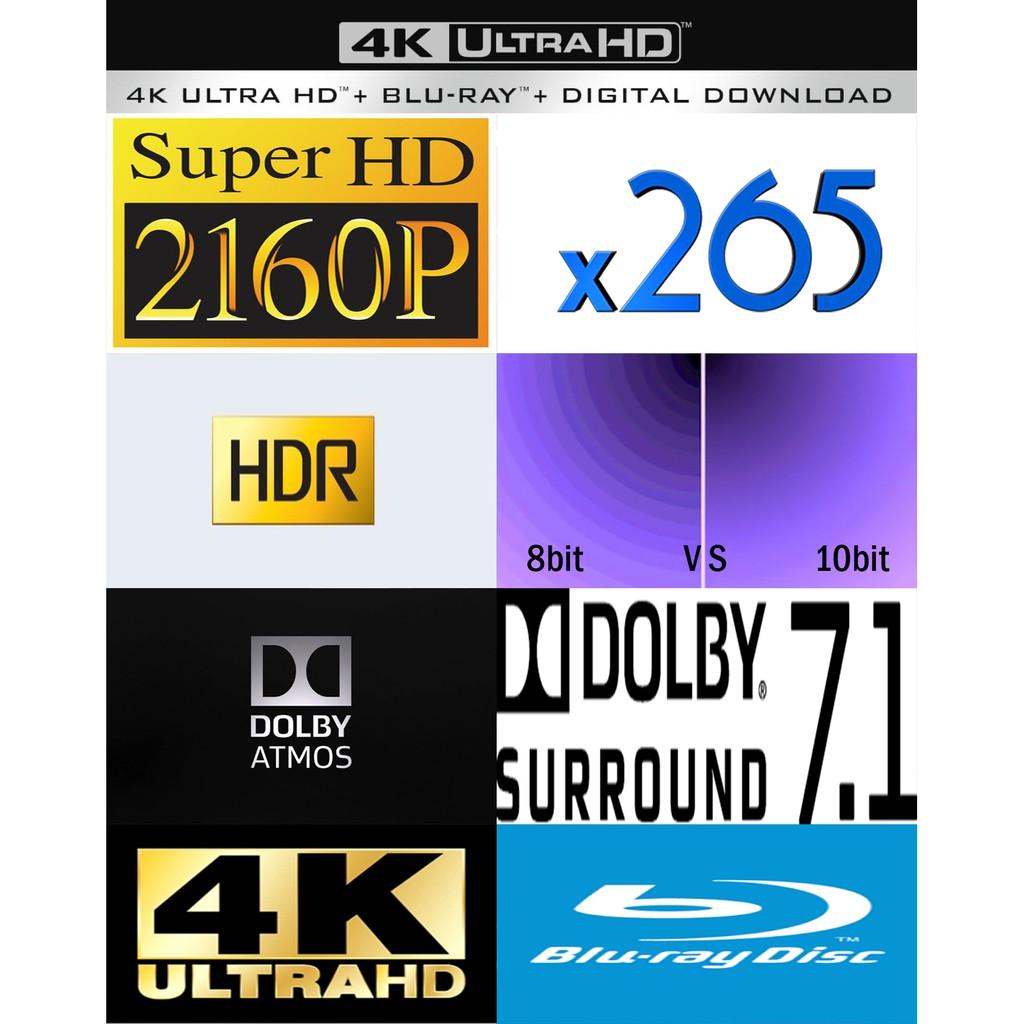 Movies [ 4K 2160p UHD Bluray x265 10bit HDR 7 1 Atmos ] Digital Movie