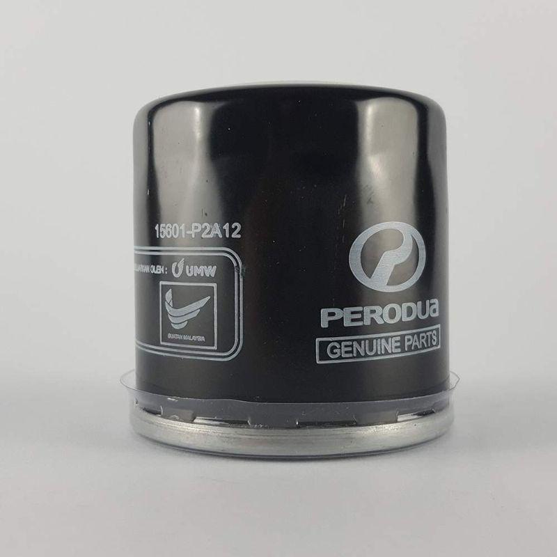 [ORIGINAL] Perodua Oil Filter Bezza/Axia (15601-P2A12