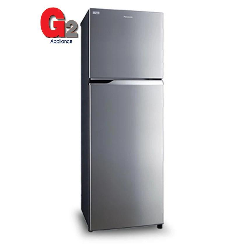 PANASONIC ECONAVI Inverter 2-Door Top Freezer Refrigerator NR-BL348PSMY