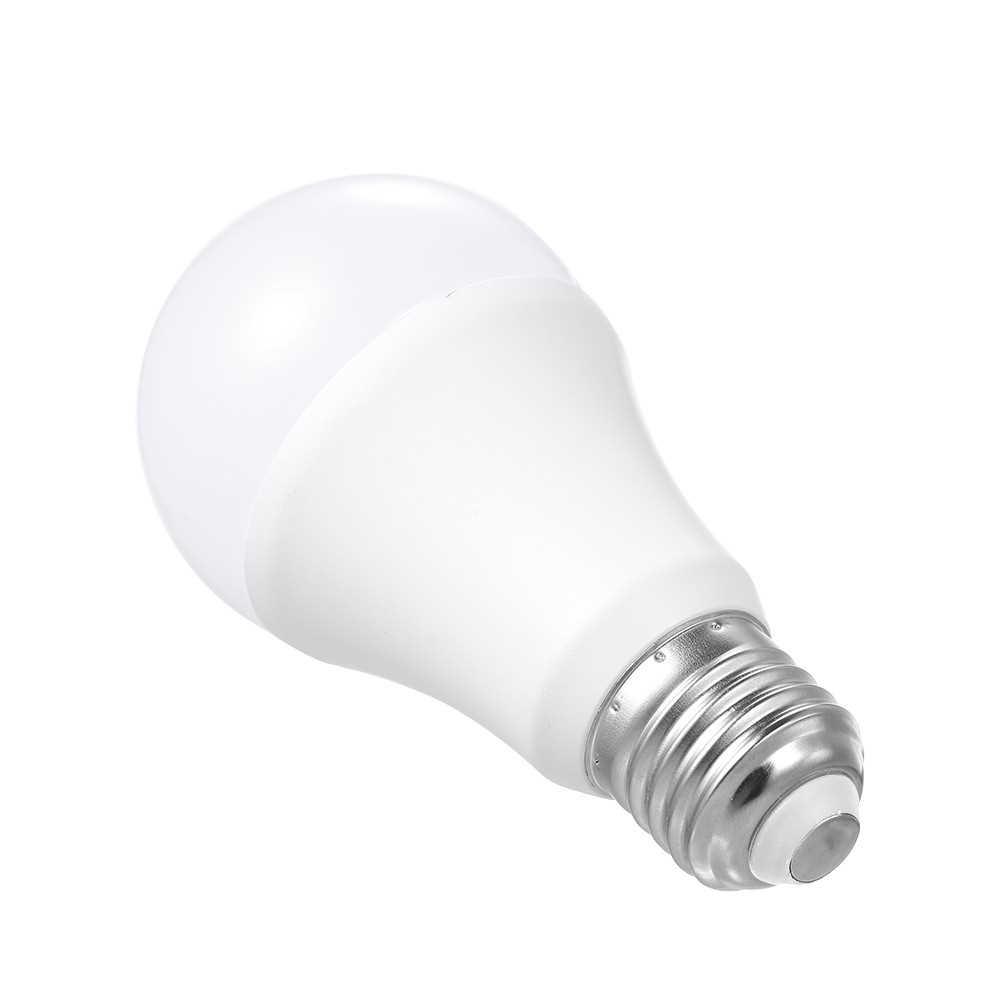 AC85-265V 7W LED Light Sensor Bulb (Cool White)