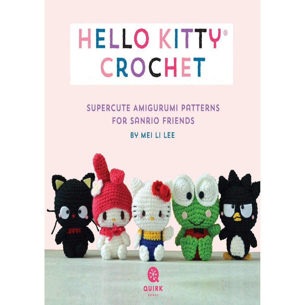 Exclusive Hello Kitty Crochet Tip#2: It's in the eyes, nose and ...   1024x1024