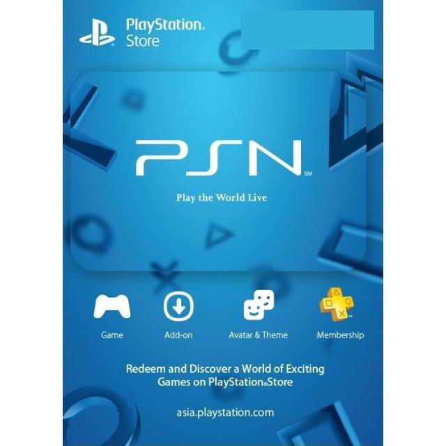 Sony PlayStation Network RM 100 / PSN RM 100